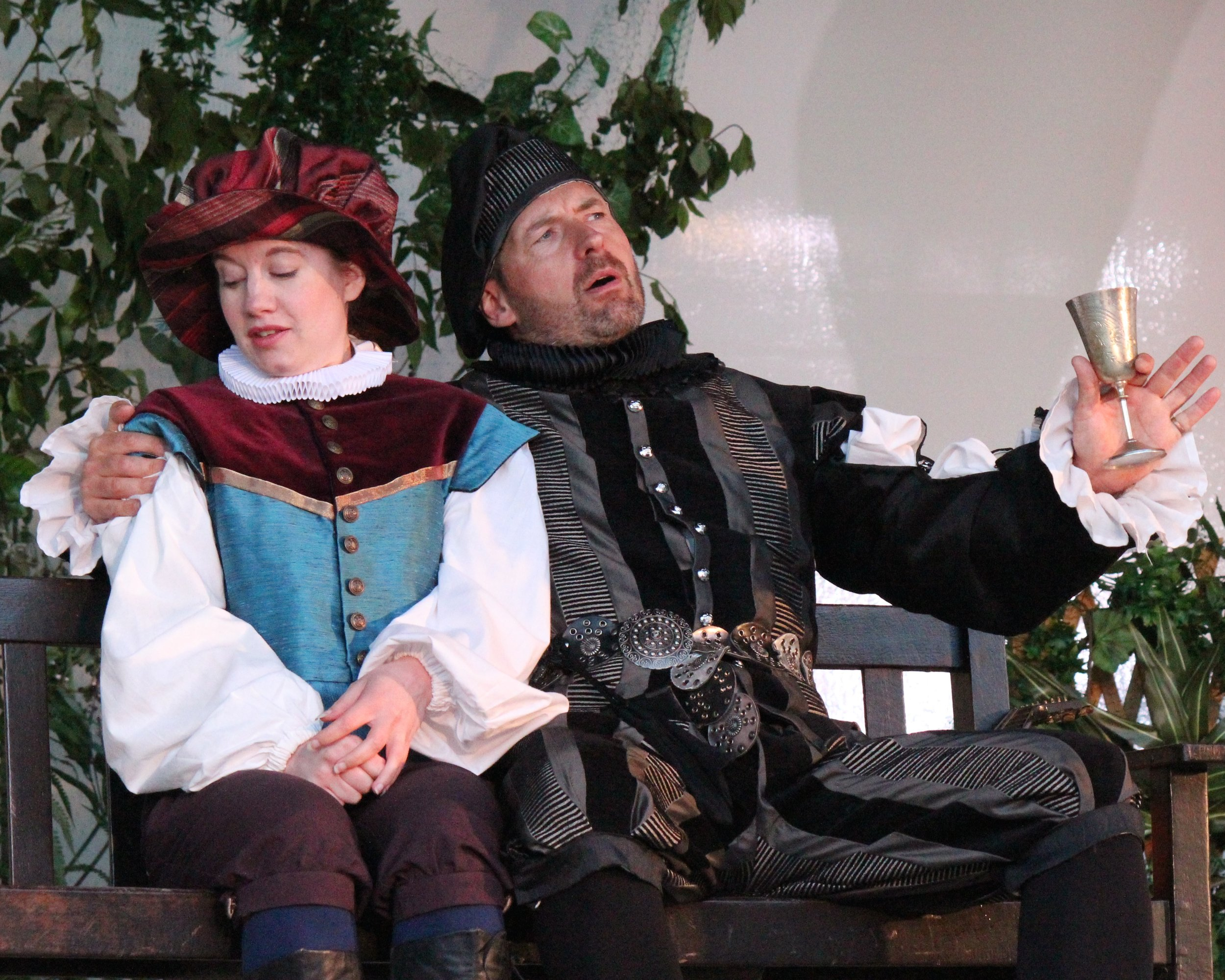 2016; Touring Production – Twelfth Night; Jane Windsor-Smith