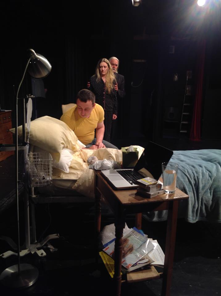 2016; Touring Production – Dominion by Max Brandt; Jane Windsor-Smith