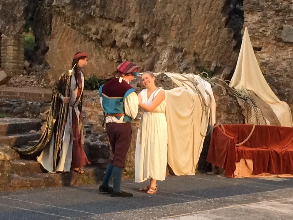 2017; Touring Production – The Tempest; Jane Windsor-Smith