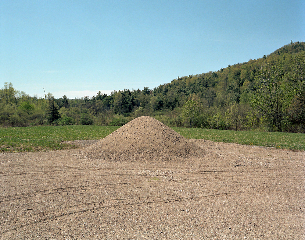 "15. Untitled (mound). Inkjet print. 20 X 16"". 2018."