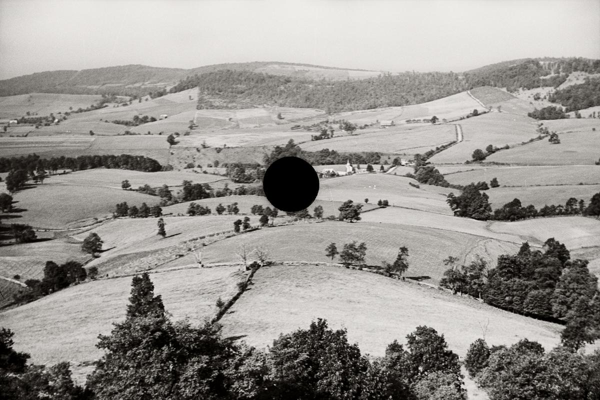 5. Good farming land, Garrett County, Maryland. 1935. Theodor Jung. 8a13916.
