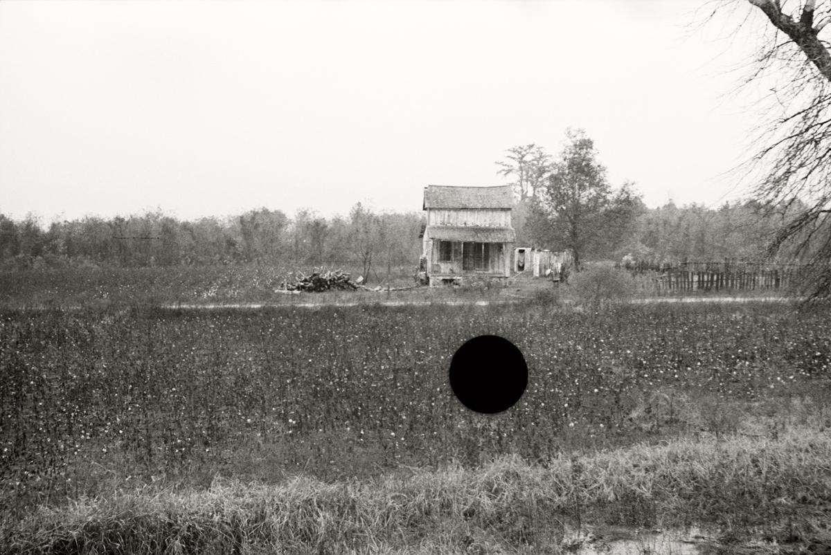 52. Sharecropper's house, Arkansas. 1935. Ben Shahn. 8a16793.