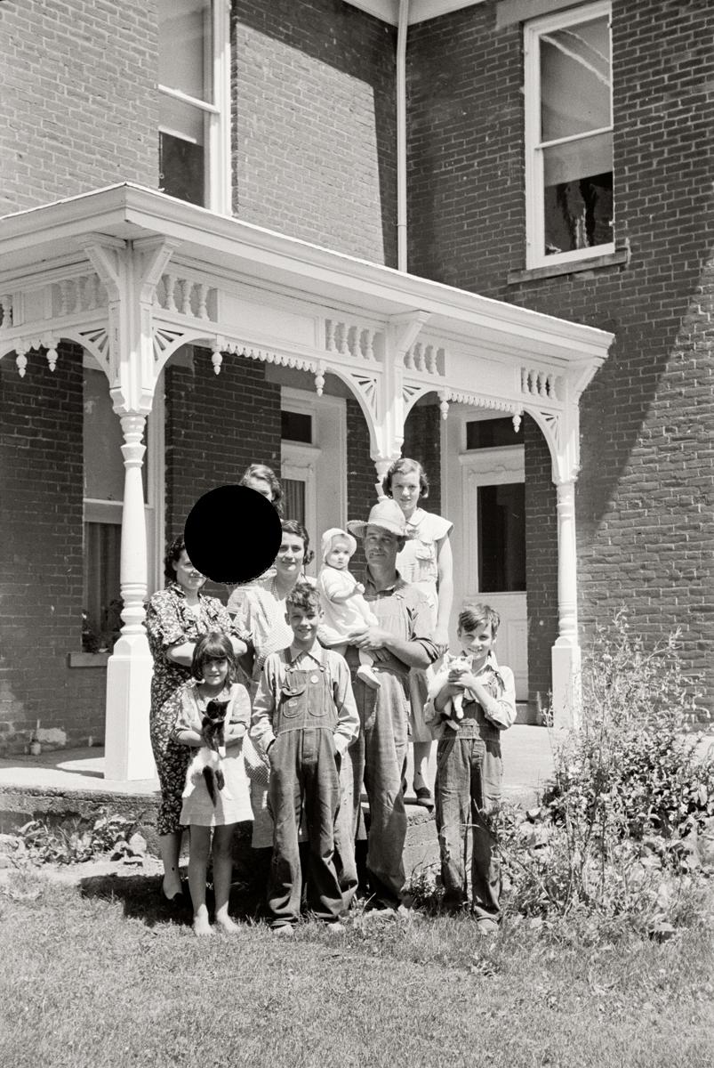 62. Scioto farms, Ohio. 1938. Arthur Rothstein. 8a09568.