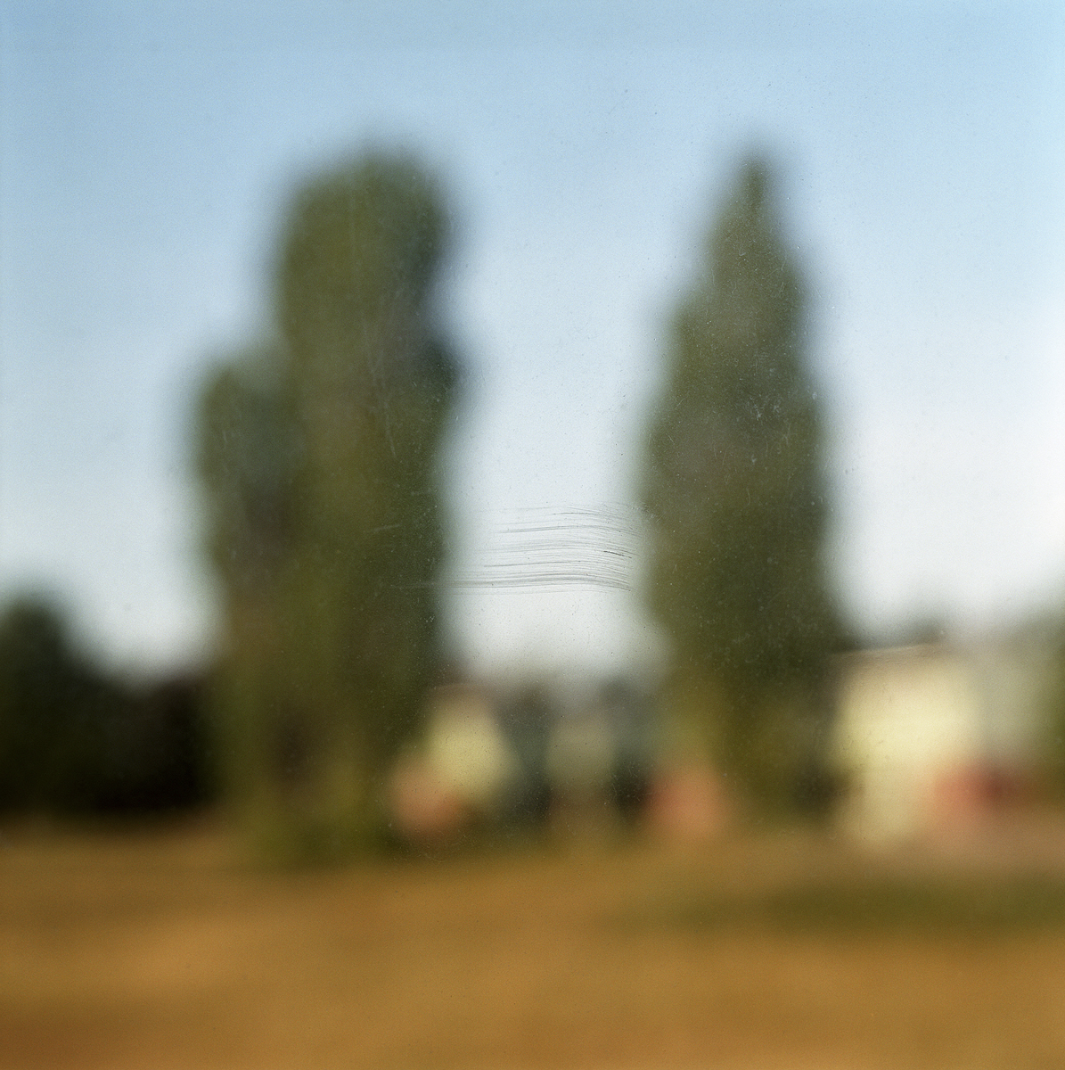 4. Untitled (Window Streak). 2005. Archival Pigment Print.