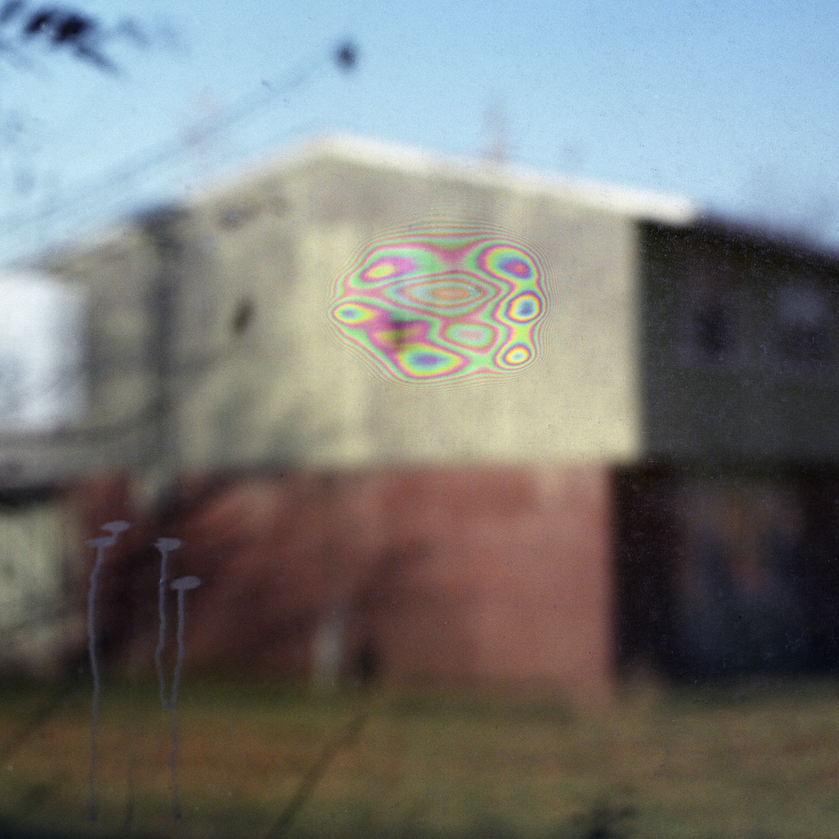 19. Untitled (Window Oil). 2004. Archival Pigment Print.