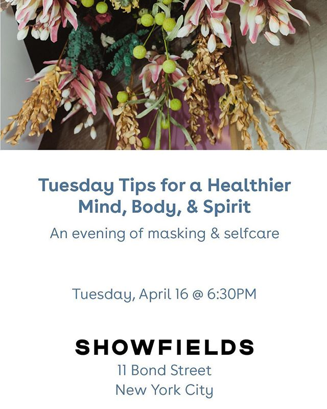 We're one week out from this amazing event with @nuriabeauty and @shesthefirst! If you havent yet, get you $10 tickets with the link in our bio. These tickets get you access to @showfields_nyc, a pampering from @nuriabeauty, self-care insight from @kerri.lowe, food and beverage. Plus all proceeds go to @shesthefirst #lylas ❤️❤️❤️