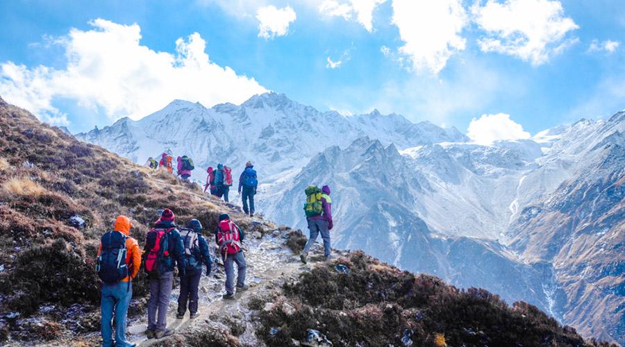 Lang Tang Trekking -
