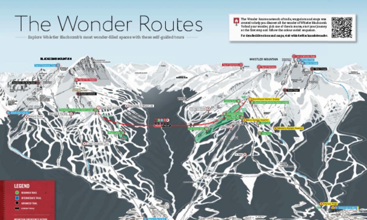 THE WONDER ROUTES