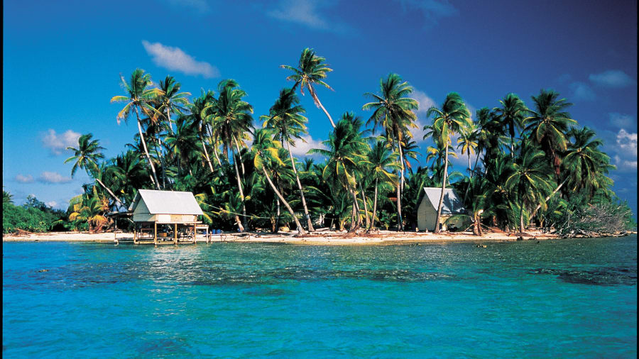 INTERCONTINENTAL TAHITI & MOOREA -