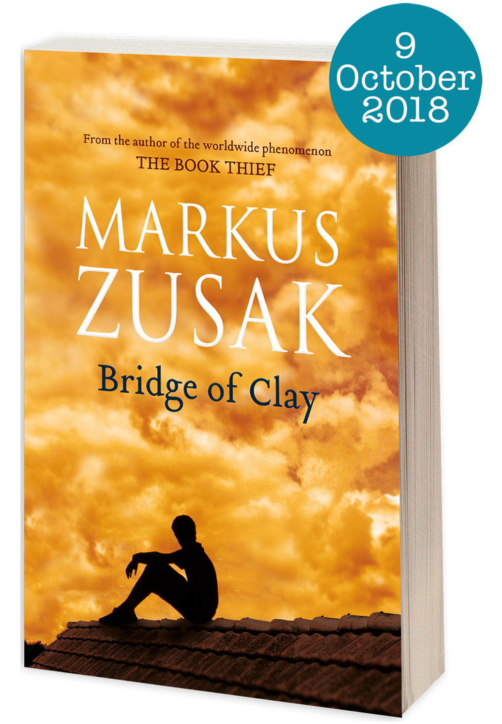 New book from Markus Zusak - Bridge of Clay - Trade Paperback - 9781760559922