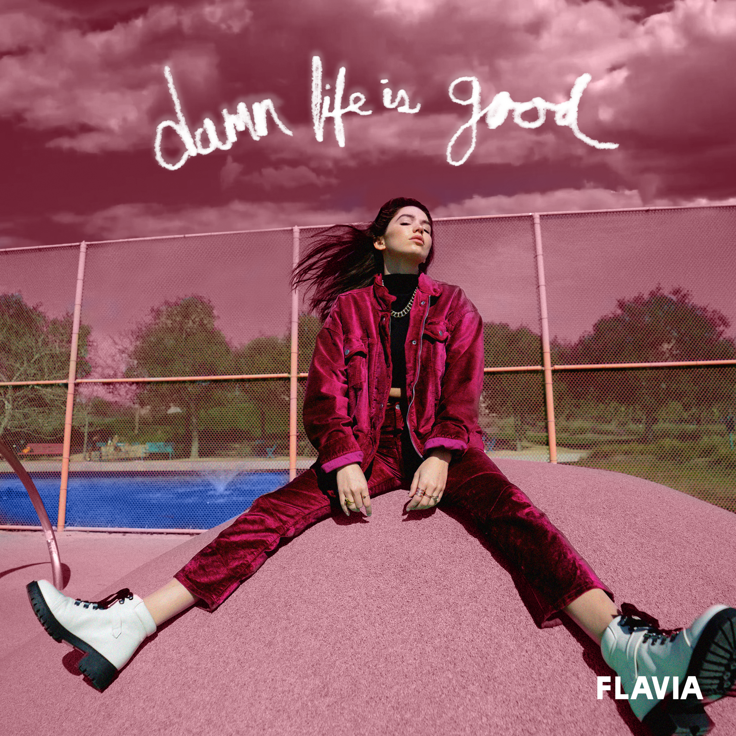 Flavia Debuts Sparkling New Track Damn Life Is Good -
