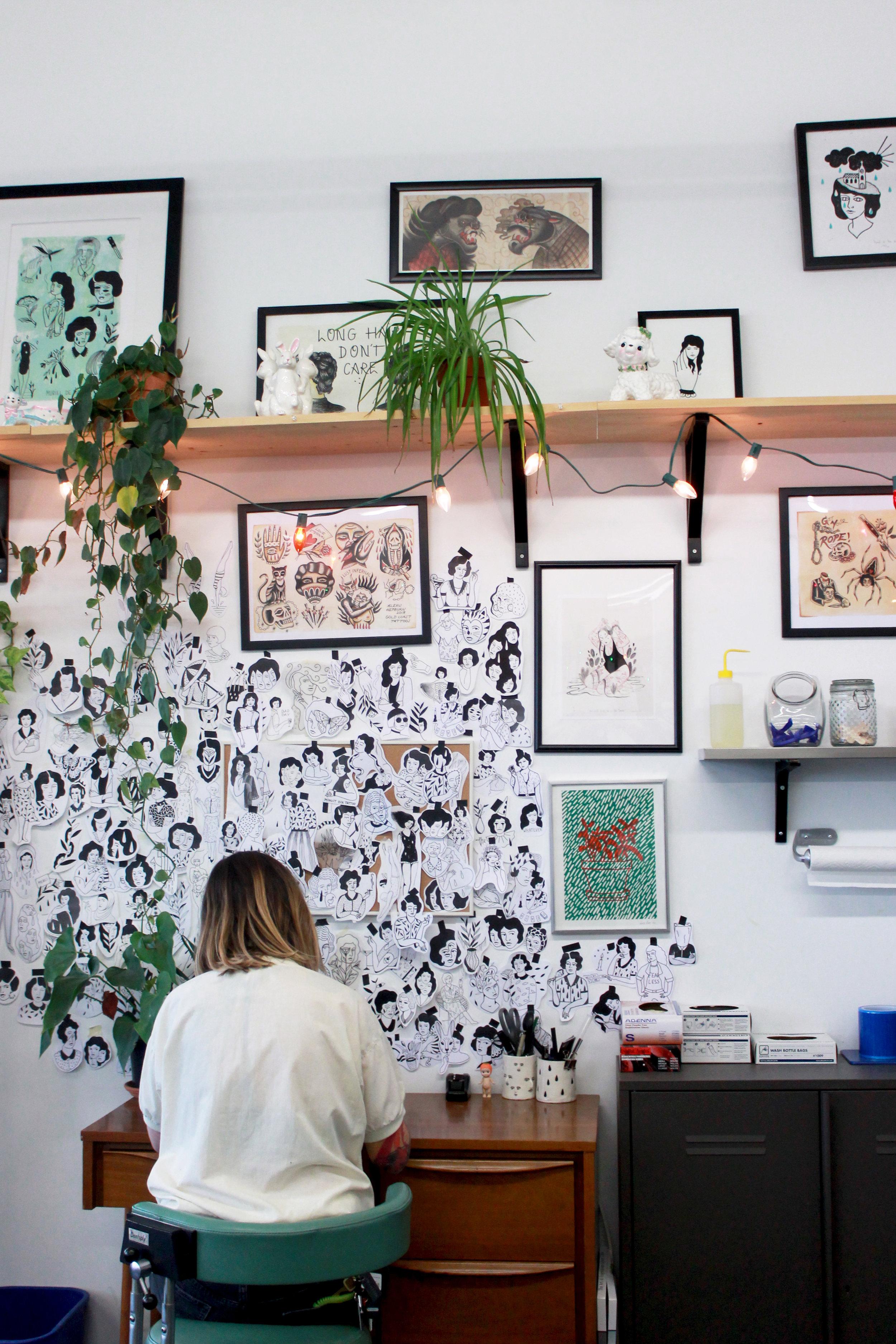 Minuit Dix: A Tattoo Studio Focused on Inclusivity and Respect -