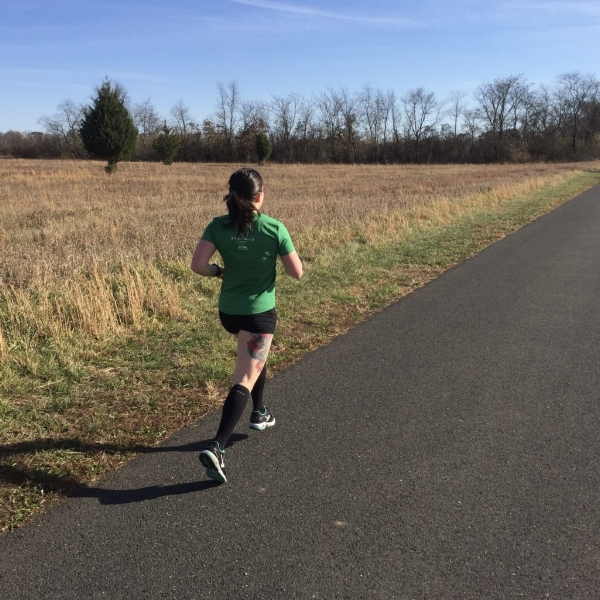 Running pain-free in NJ over Thanksgiving weekend