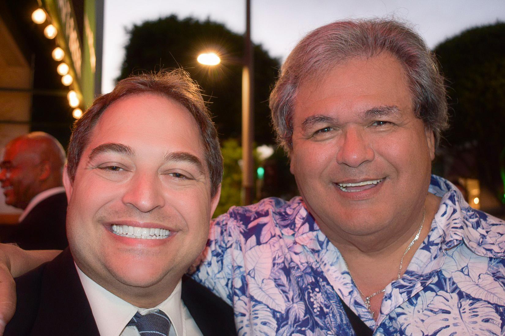 Producer Tony Sands and legendary news journalist Bob Jimenez unite to conserve Hollywood's jobs.