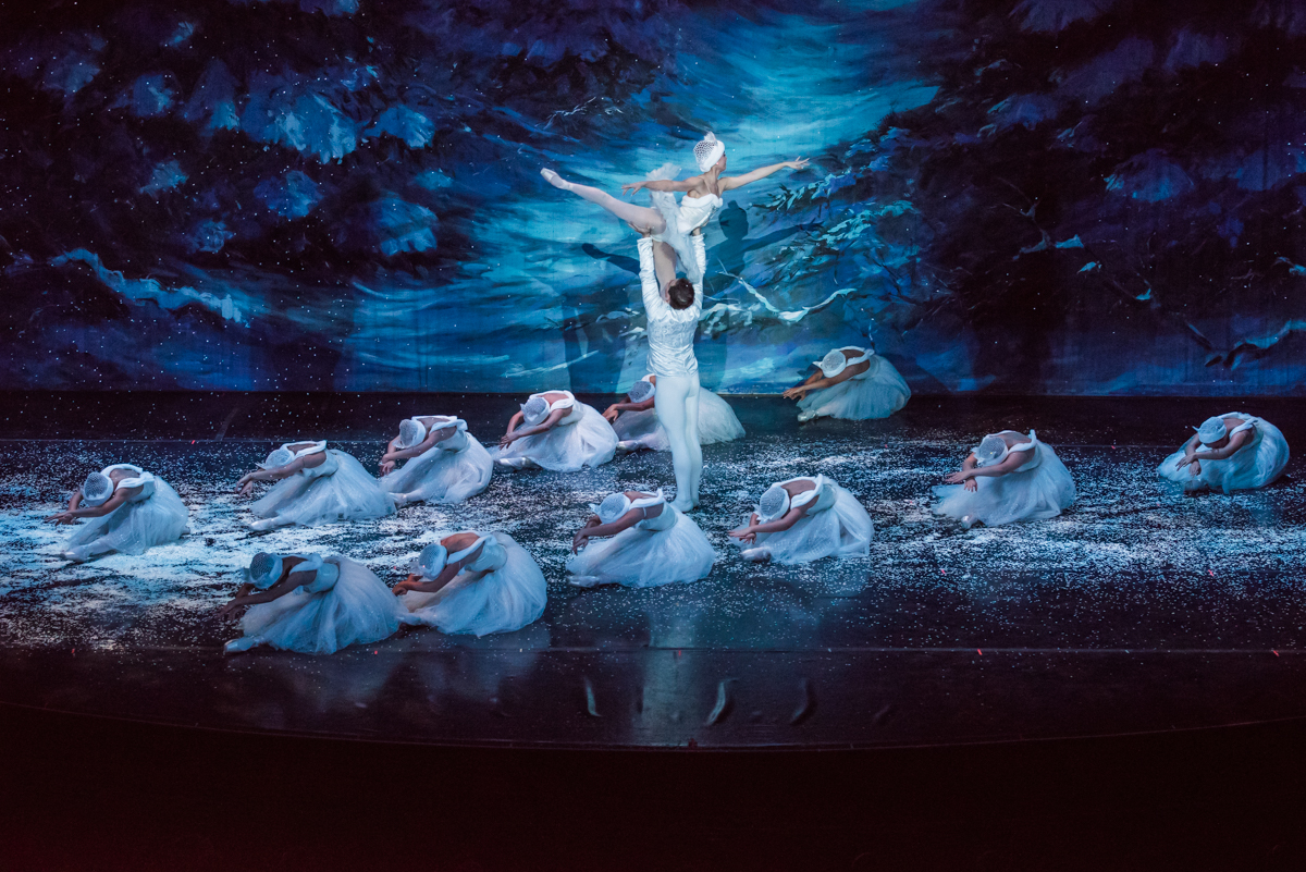 Photography by Silvia Pangaro – Starring THE SAN PEDRO CITY BALLET at THE WARNER GRAND THEATER produced and choreographed by CINDY BRADLEY