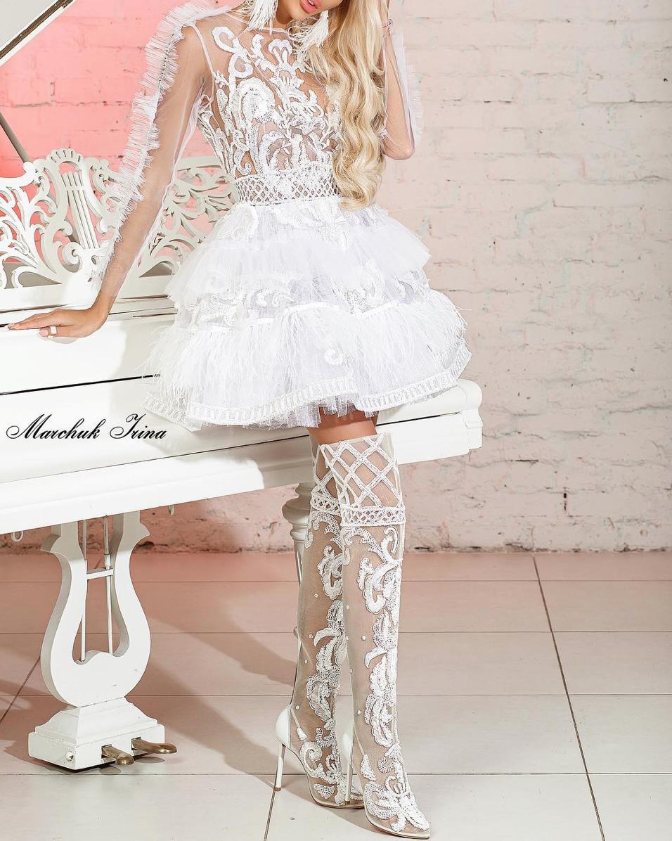 IrinaMarchuk_WhiteEmbroidery_Boots_SS19