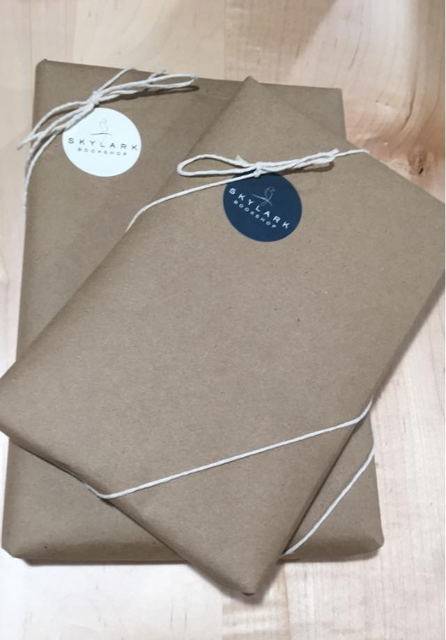 Subscription books about to go out in the mail to lucky readers…