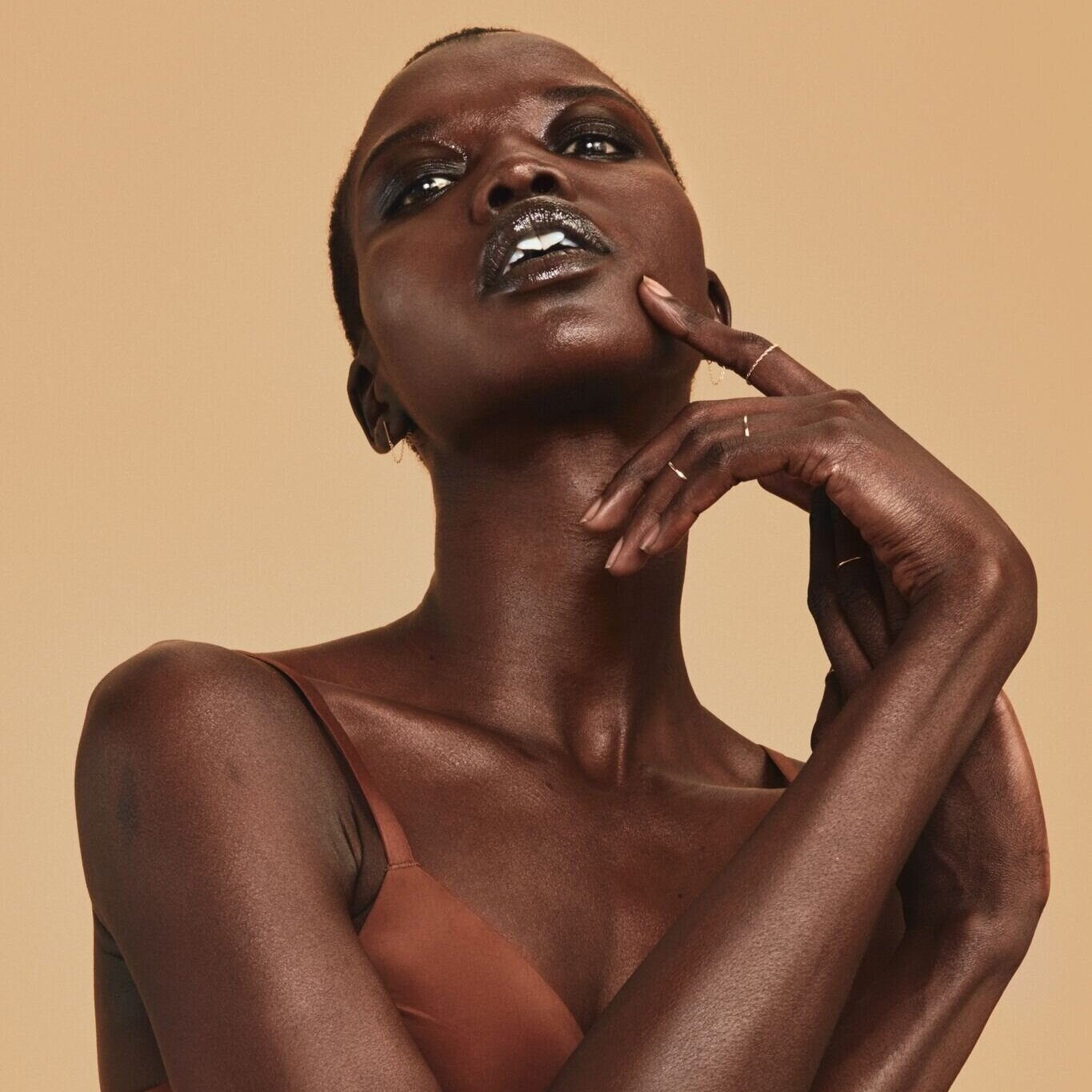 Disrupting luxury skincare with an unretouched campaign for BABOR -