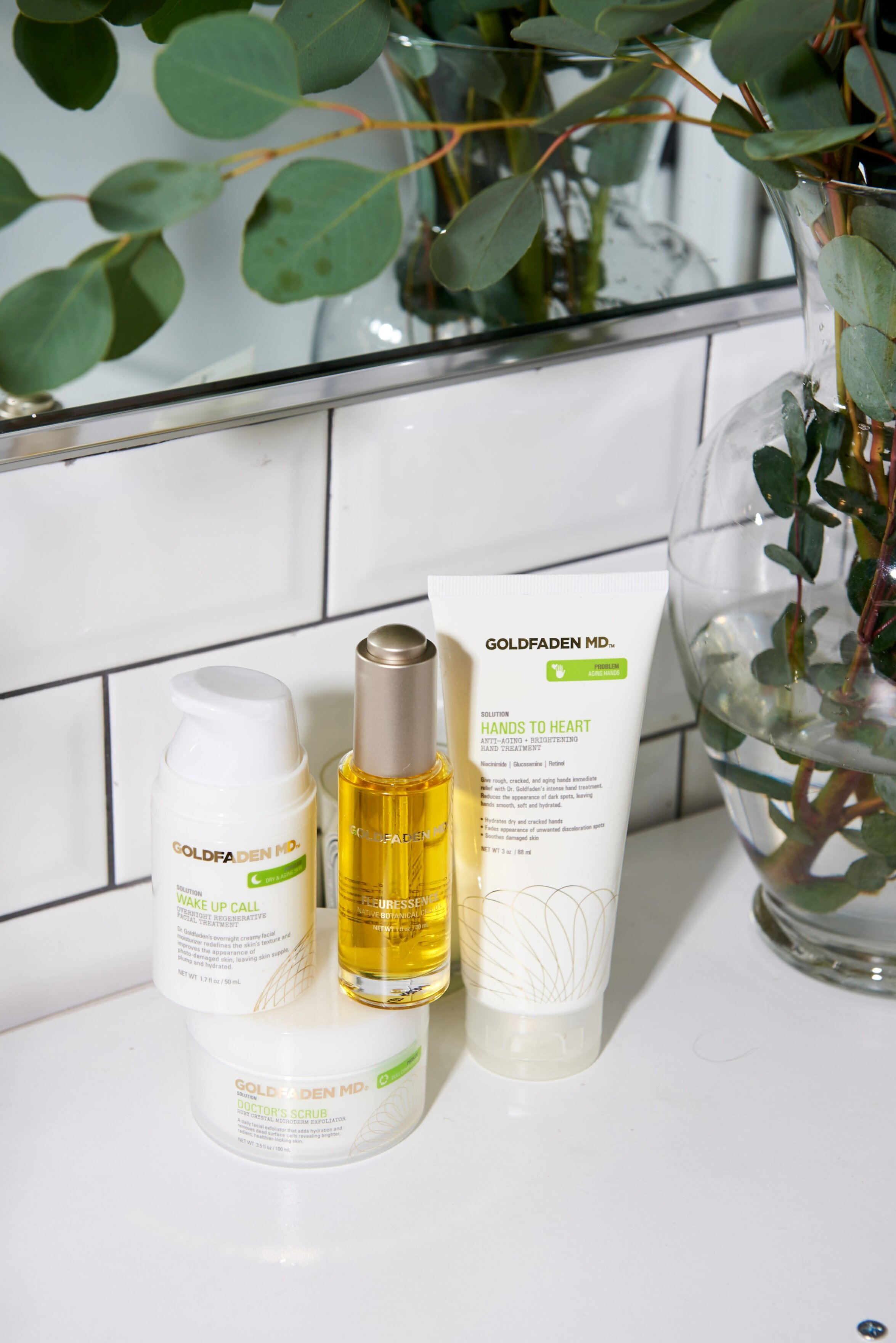 BUILDING A COVETED CLEAN SKINCARE BRAND WITH GOLDFADEN MD -