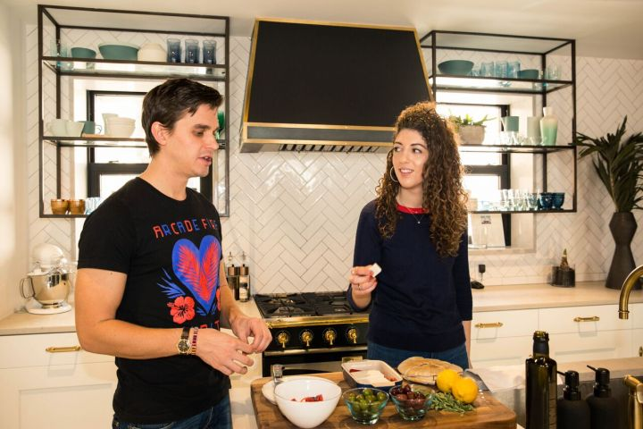 Cooking with Antoni Porowski of  Queer Eye
