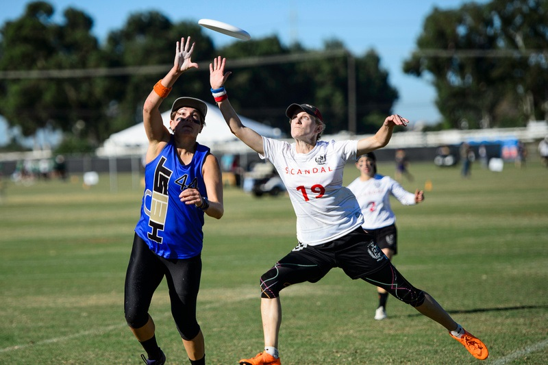 Ultiworld's All-Club 2018: 1st Team (Women's) - NOVEMBER 7, 2018