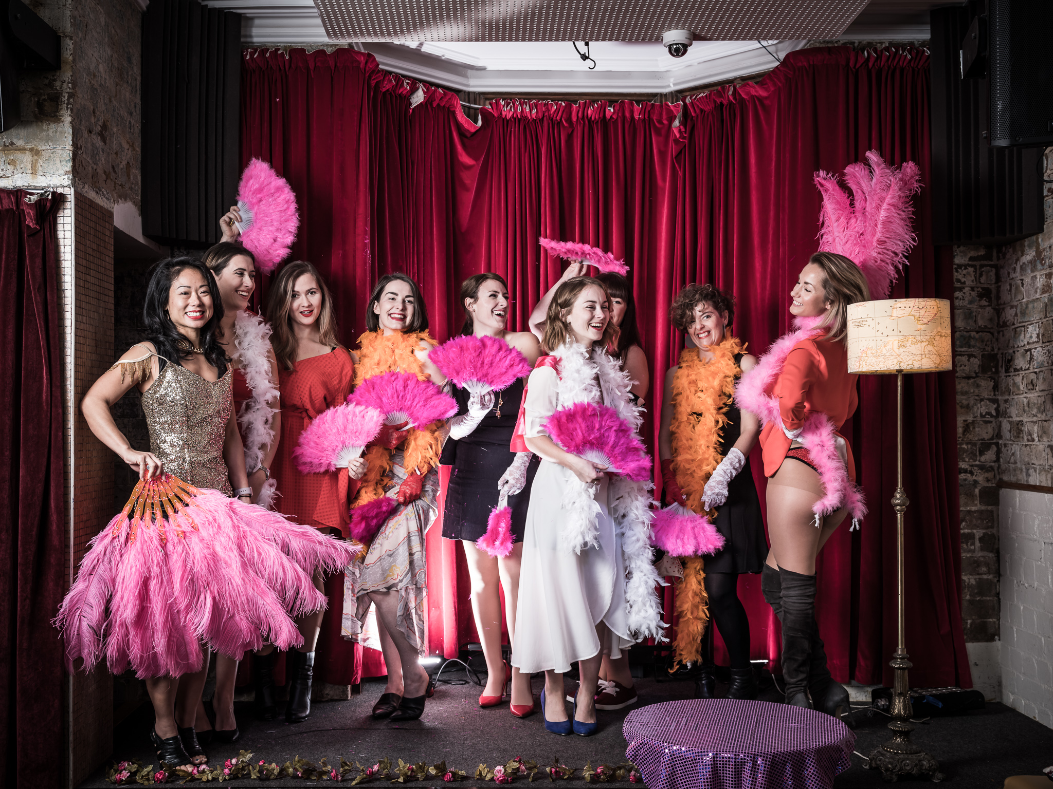 Bells & Tassles - A burlesque party with all of the bells and whistles!
