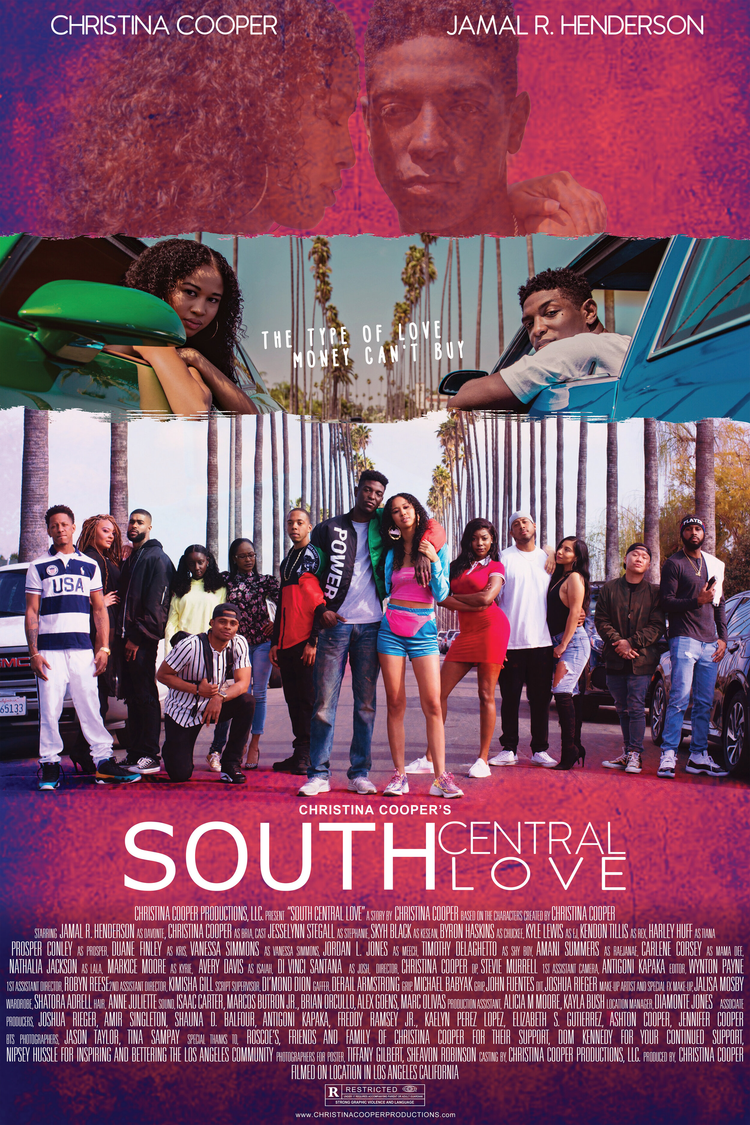 SOUTH CENTRAL LOVE -