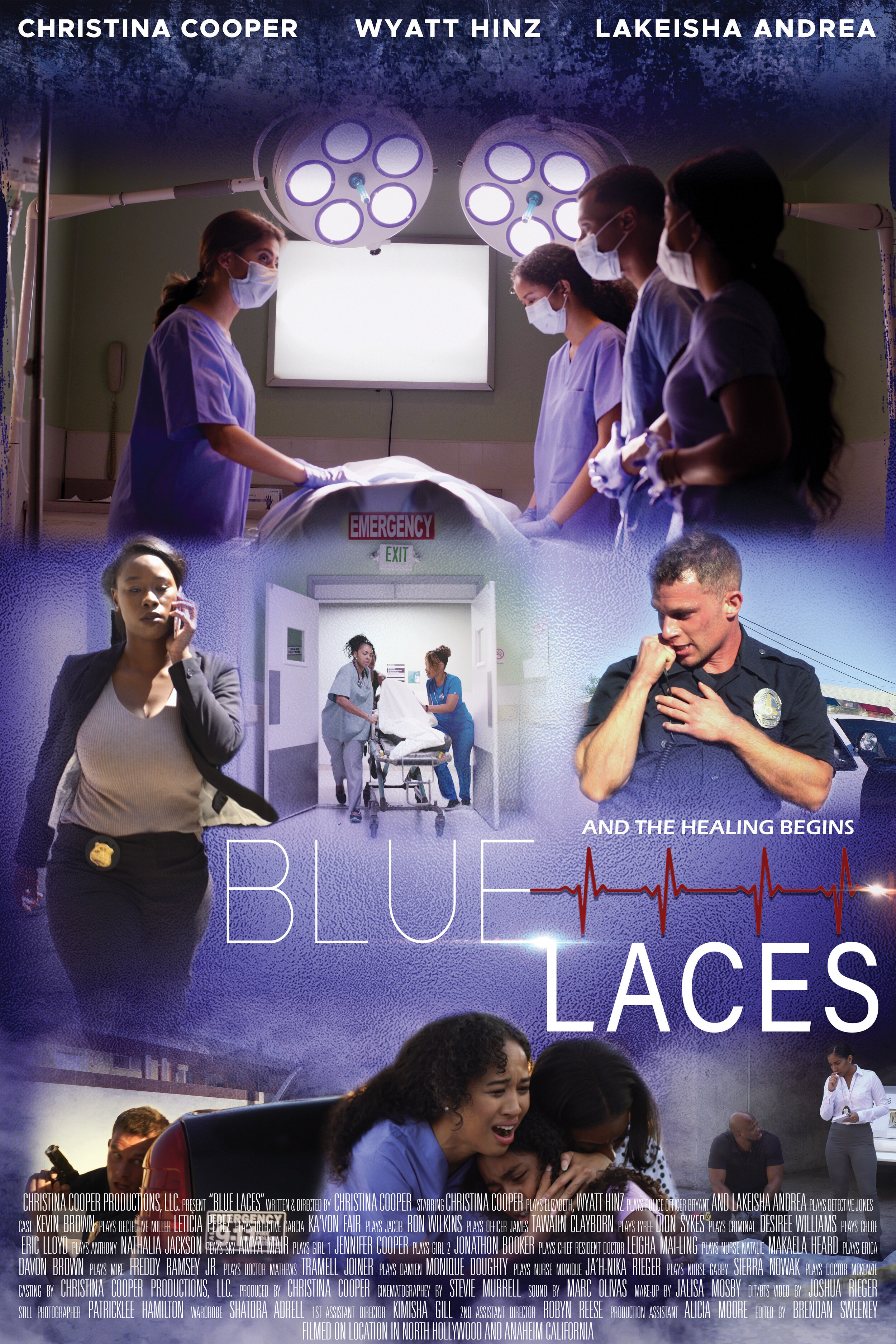 Blue Laces The Series -