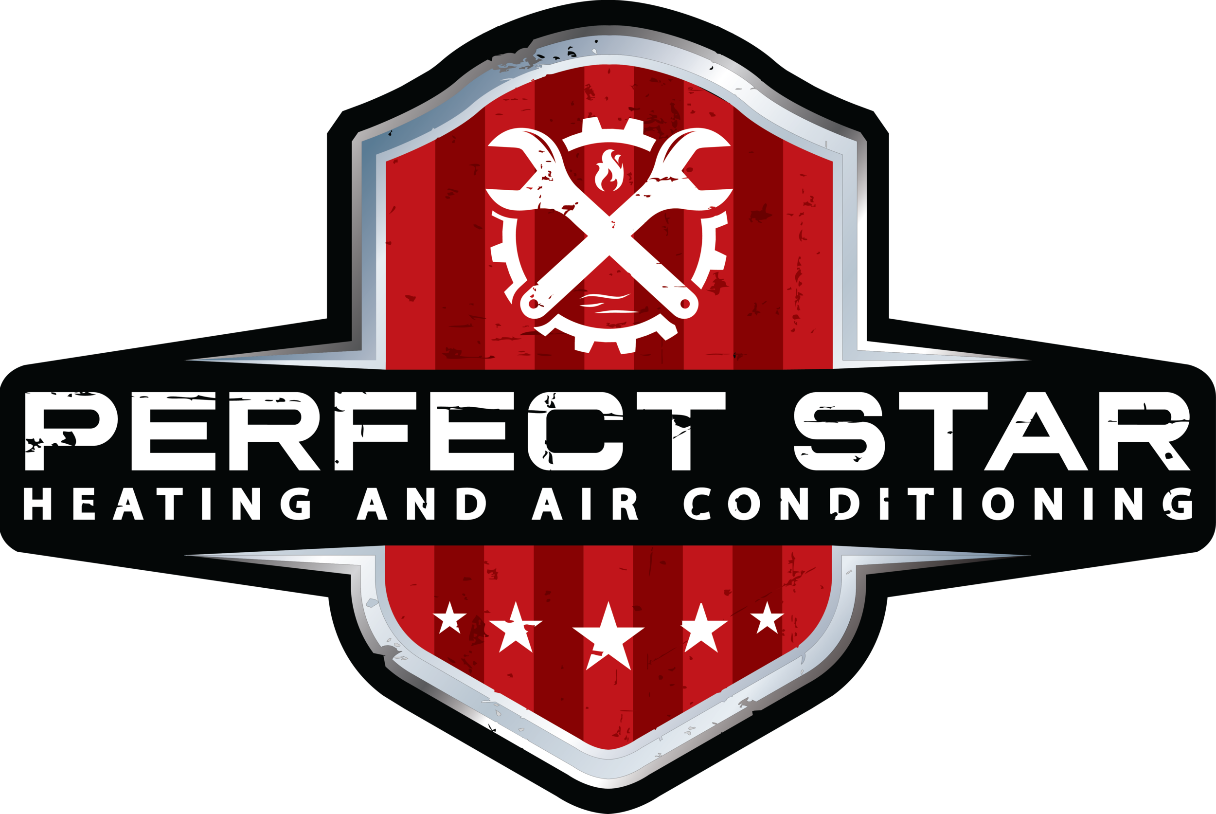 Perfect Star (logo black outline no background) GreyScale.png