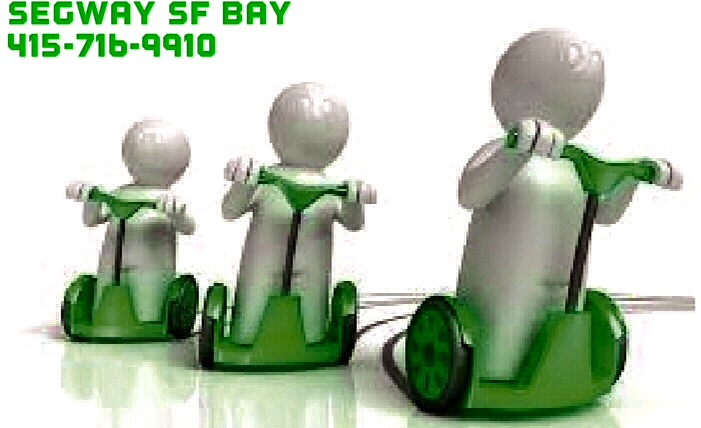Segway SF Bay - 10% off!