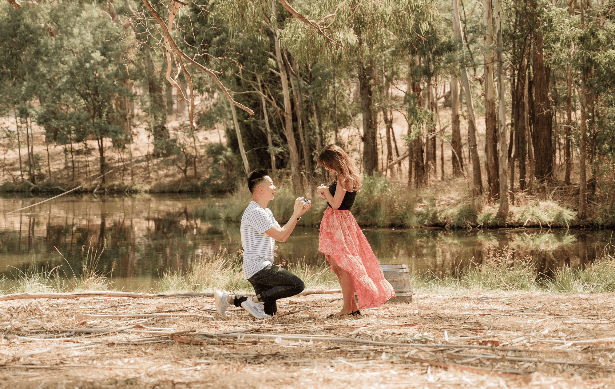 Mystery Picnic Proposal     A day you'll remember forever, made mysteriously perfect.   Speak with a concierge
