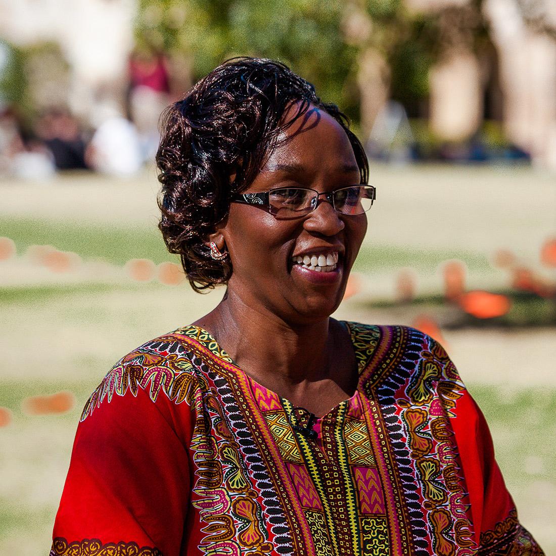 Dr Grace Muriuki -