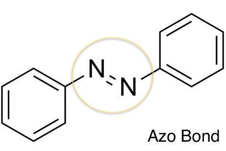 Structure of Azobenzen. Credit: Sigma-Aldrich