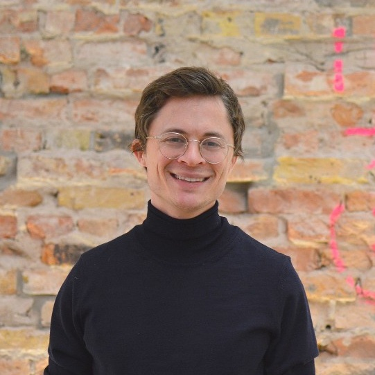 Dr. Johann Harnoss  Co-founder & CEO