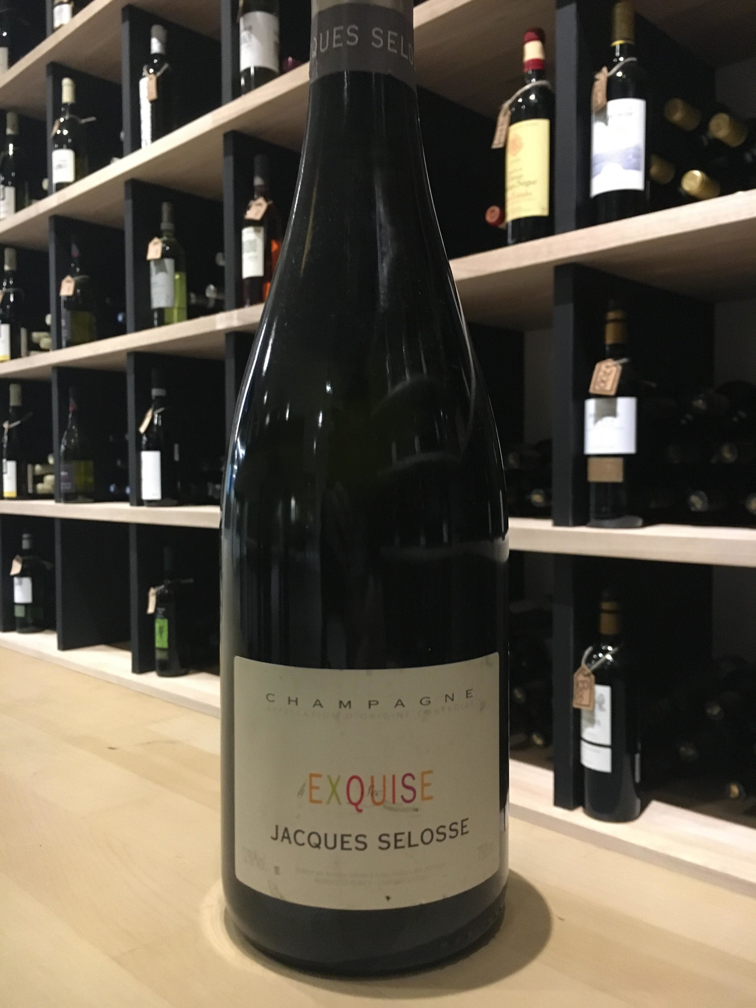 Jacques Selosse - Exquise - $ 12 000