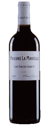 AOC Saint Emilion Grand CruPrieure La Marzelle 2012, 750ml - Bordeaux 波爾多Merlot, Cabernet Franc, Cabernet SauvignonNT$ 2,400非常深的石榴紅色澤。花香伴隨著紅色水果、黑醋栗和櫻桃香氣。尾韻綿長,滑順如絲綢般的單寧。適合搭配燒烤類家禽,及起司。An extremely deep garnet red. An expressive bouquet unveiling notes of redfruit, blackcurrant and cherry. With smooth and silky tannins. This wine goesparticularly well with roast