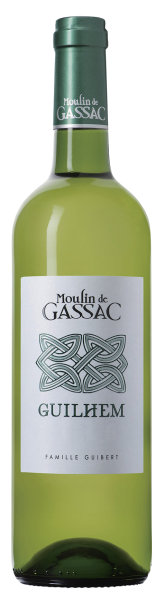 IGP Pays d'Hérault Guilhem White, 750ml - Languedoc 朗格多克40% Grenache Blanc, 30% Sauvignon Blanc and 30% Terret BlancNT$ 550明亮的淡金色。 香氣清新,帶有淡淡的黃色花朵和水果。 口感生動活潑。 尾韻飽滿而新鮮。Bright pale gold. Nose fresh, with a hint of yellow flowers and yellow fruits.Palate splendidly lively . Finish fleshy yet fresh.得獎紀錄:Golden Medal - Concours général Agricole de Paris 2017