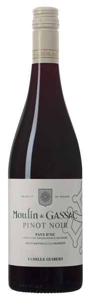 IGP Pays d'Oc Pinot Noir, 750ml - Languedoc 朗格多克100% Pinot NoirNT$ 700於不鏽鋼桶陳年6 個月。中等酒體與美麗的櫻桃色,活潑輕快的鼻息,圓潤,甜美的覆盆子果醬,梅子餡餅,草莓和烘烤香料。怡人的飲品! 冰涼後單獨飲用,或是與醃肉腸、鮭魚、鮪魚。也可當成野餐酒款。6 months in stainless steel tank.Medium bodied with a healthy cherry colour, jaunty nose and sleek, sweet-fruitedpalate of raspberry jam, plum pie, strawberry and baking spices. A lovely drop! Chill lightly and drink without food, or with cured meats, picnics or salmon/tuna.