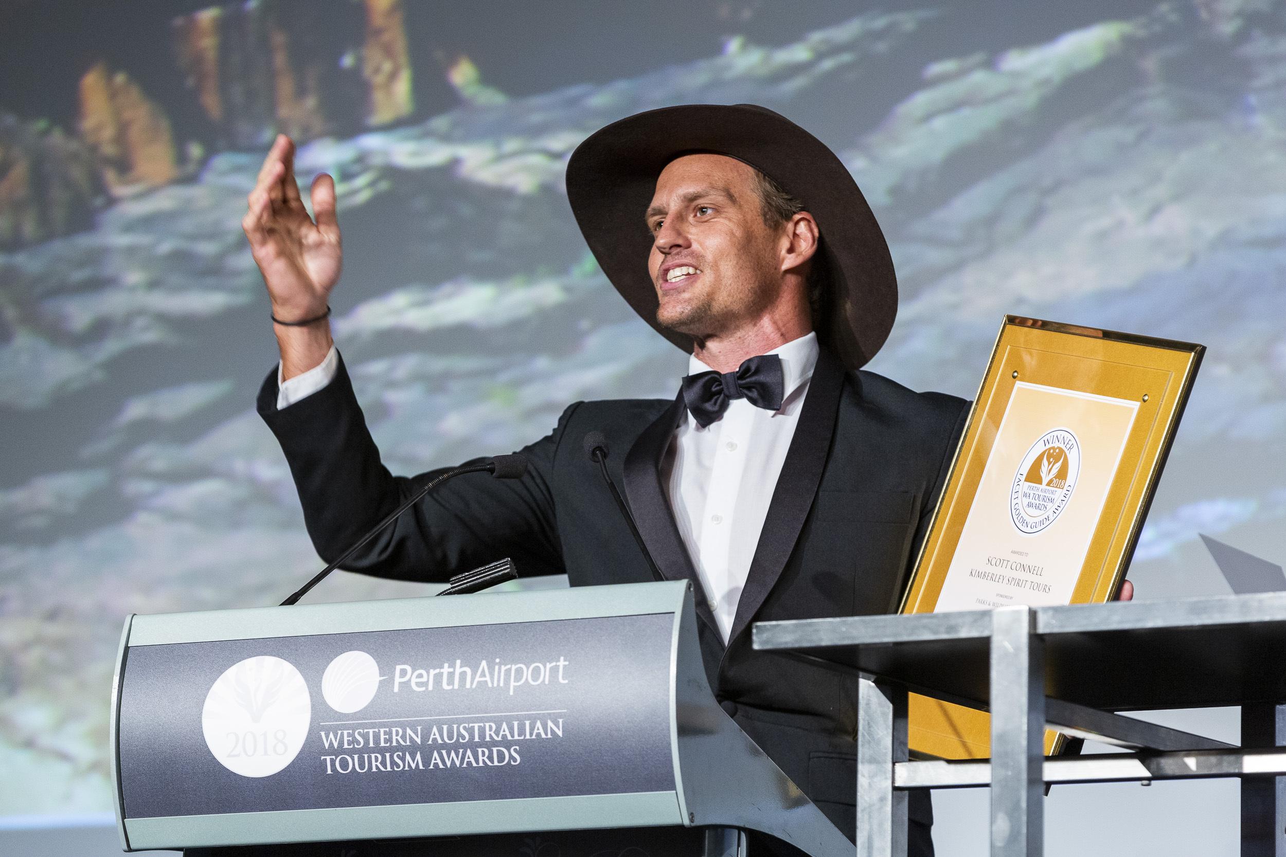 Winning the FACET Golden Guide award in 2018 was a career highlight