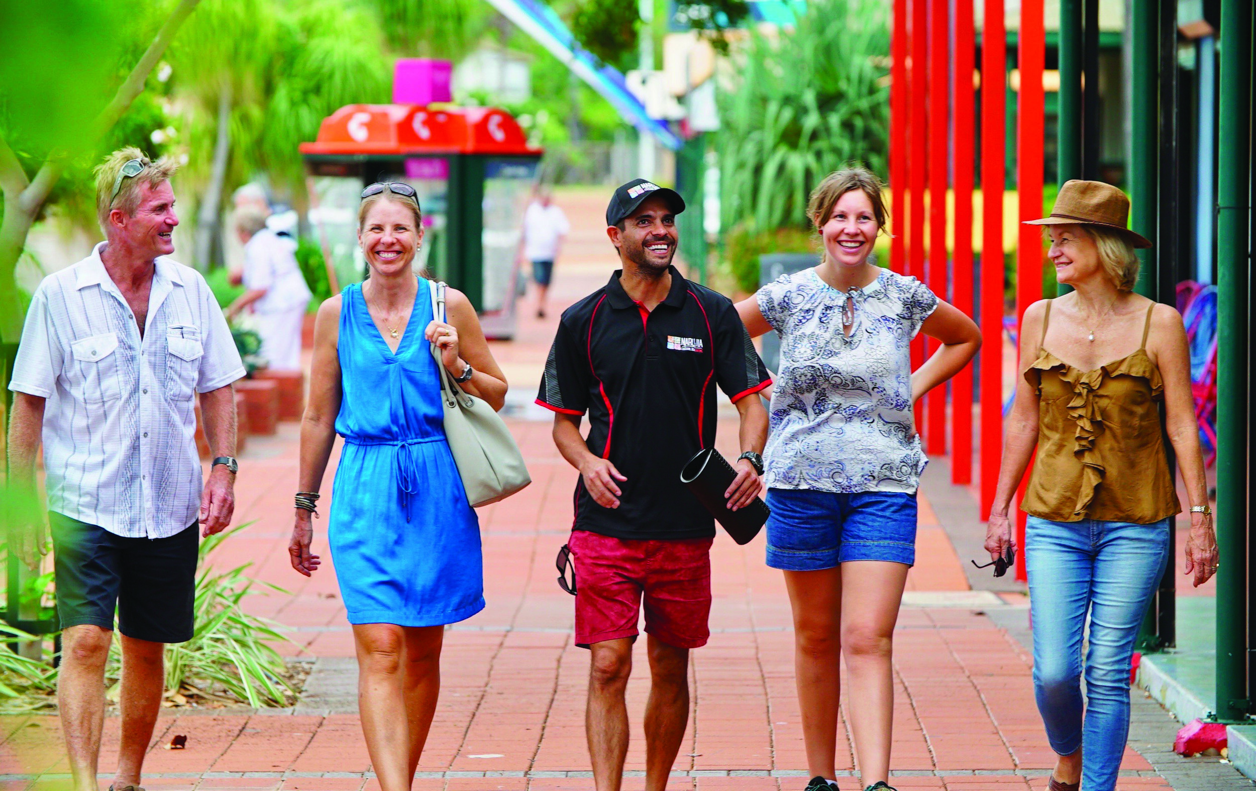 Join a Chinatown walking tour with local Yawuru man Bart Pigram of Narlijia Tours