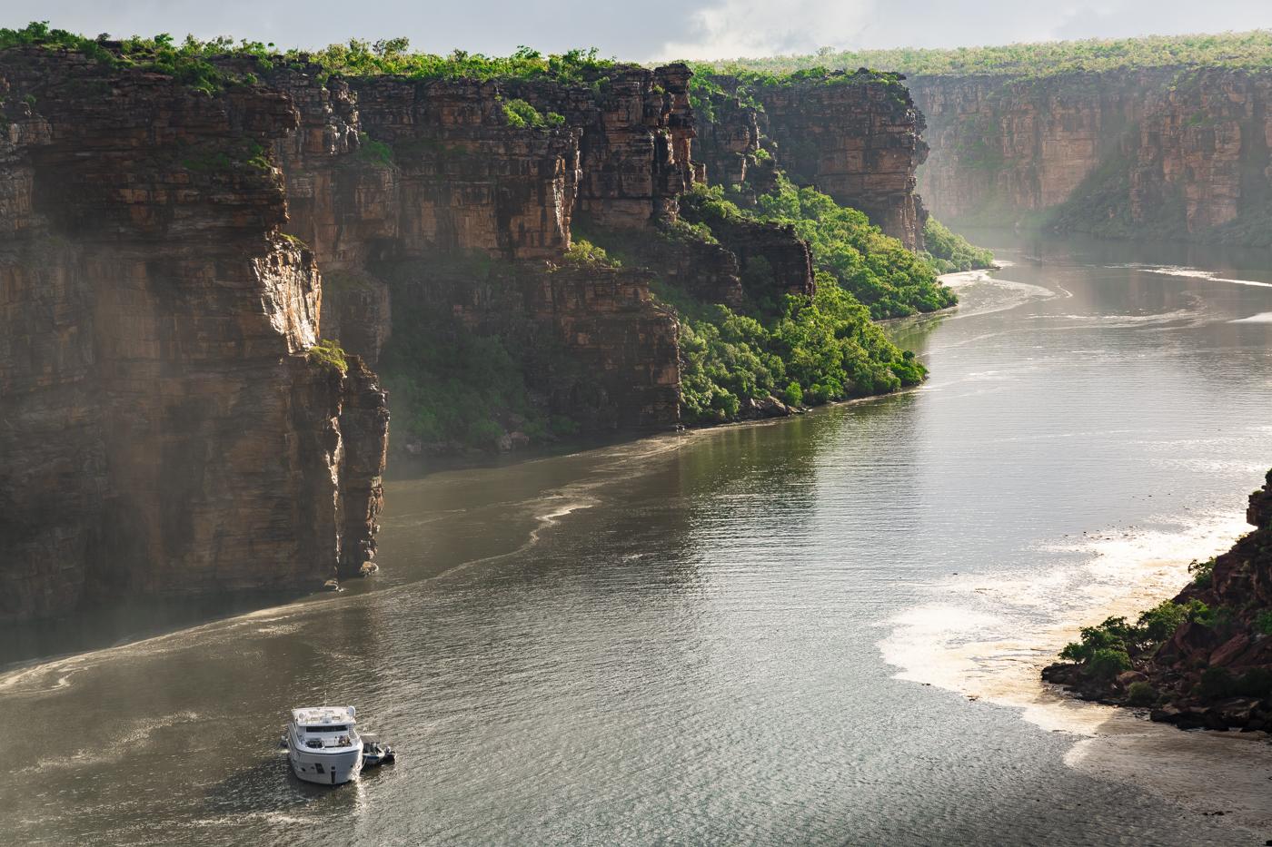 King George River, pic by Landi Bradshaw