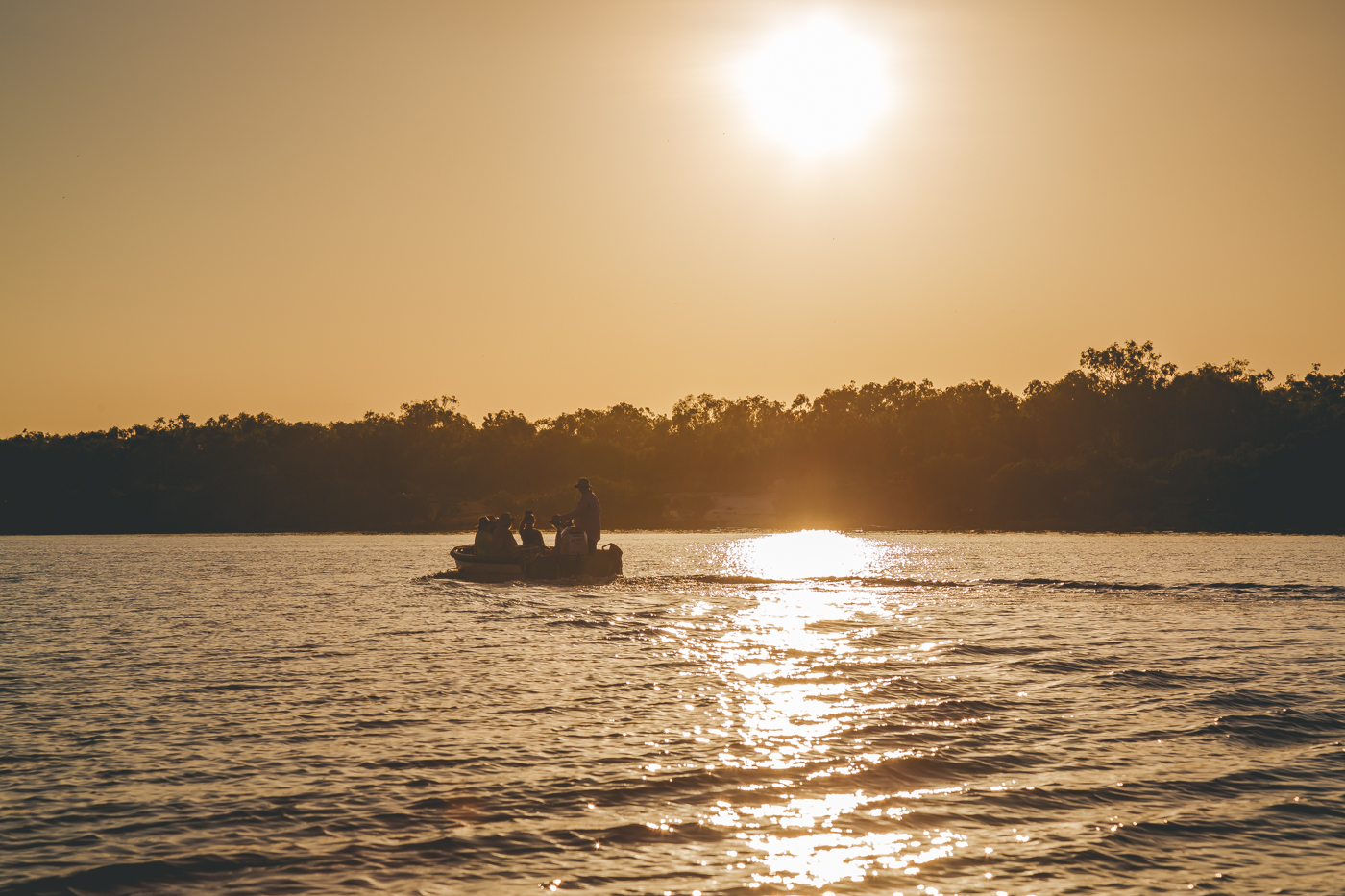 A Kimberley sunrise, pic by Landi Bradshaw