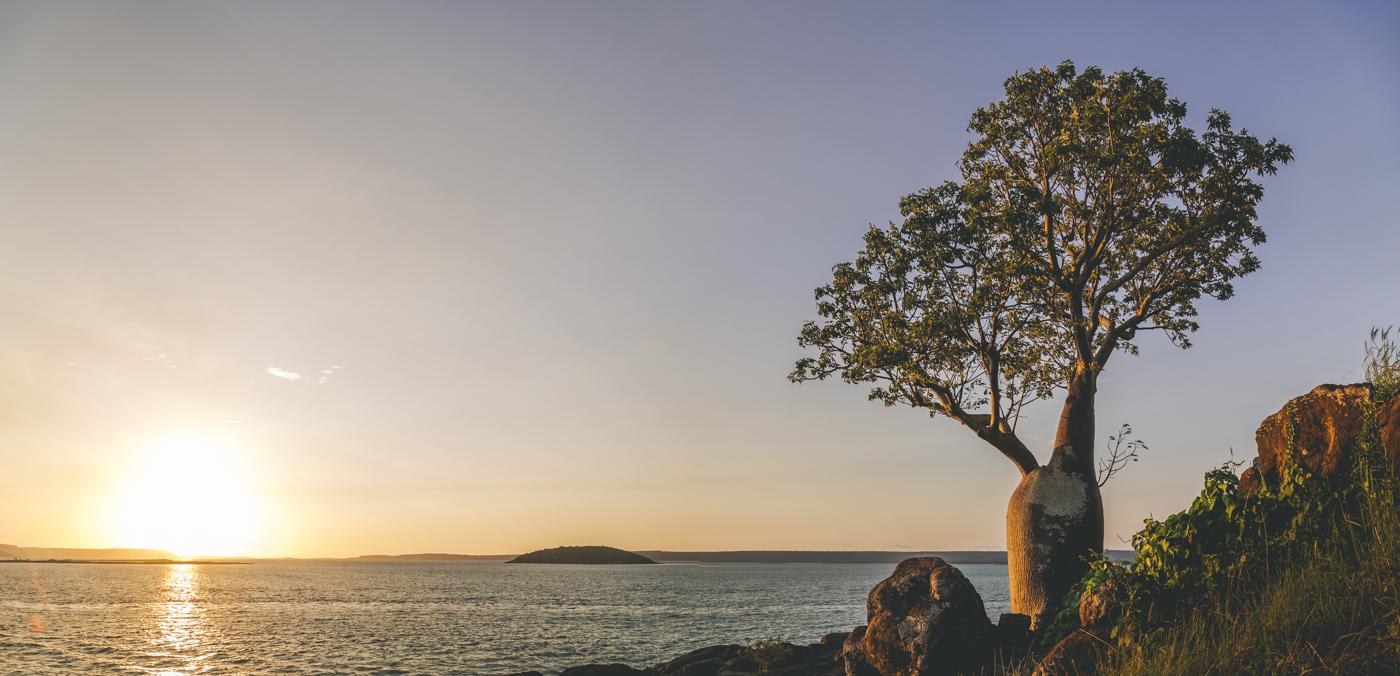 The remote Buccaneer Archipelago, pic by Landi Bradshaw