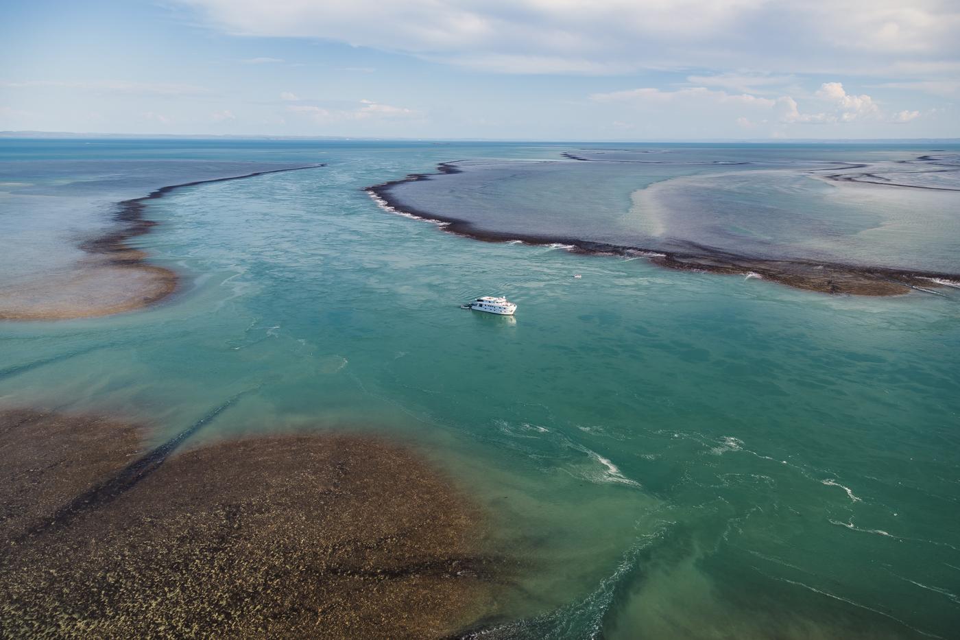 Montgomery Reef, pic by Landi Bradshaw