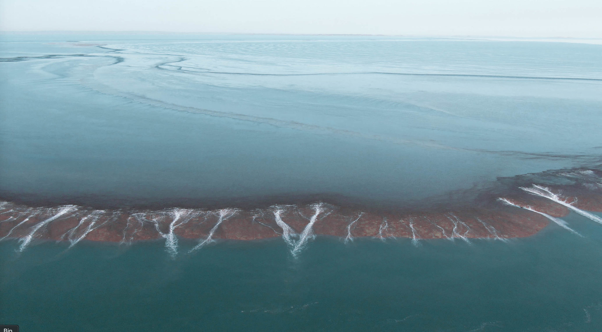Montgomery Reef, Kimberley Australia. Image by  Renata Lorrain
