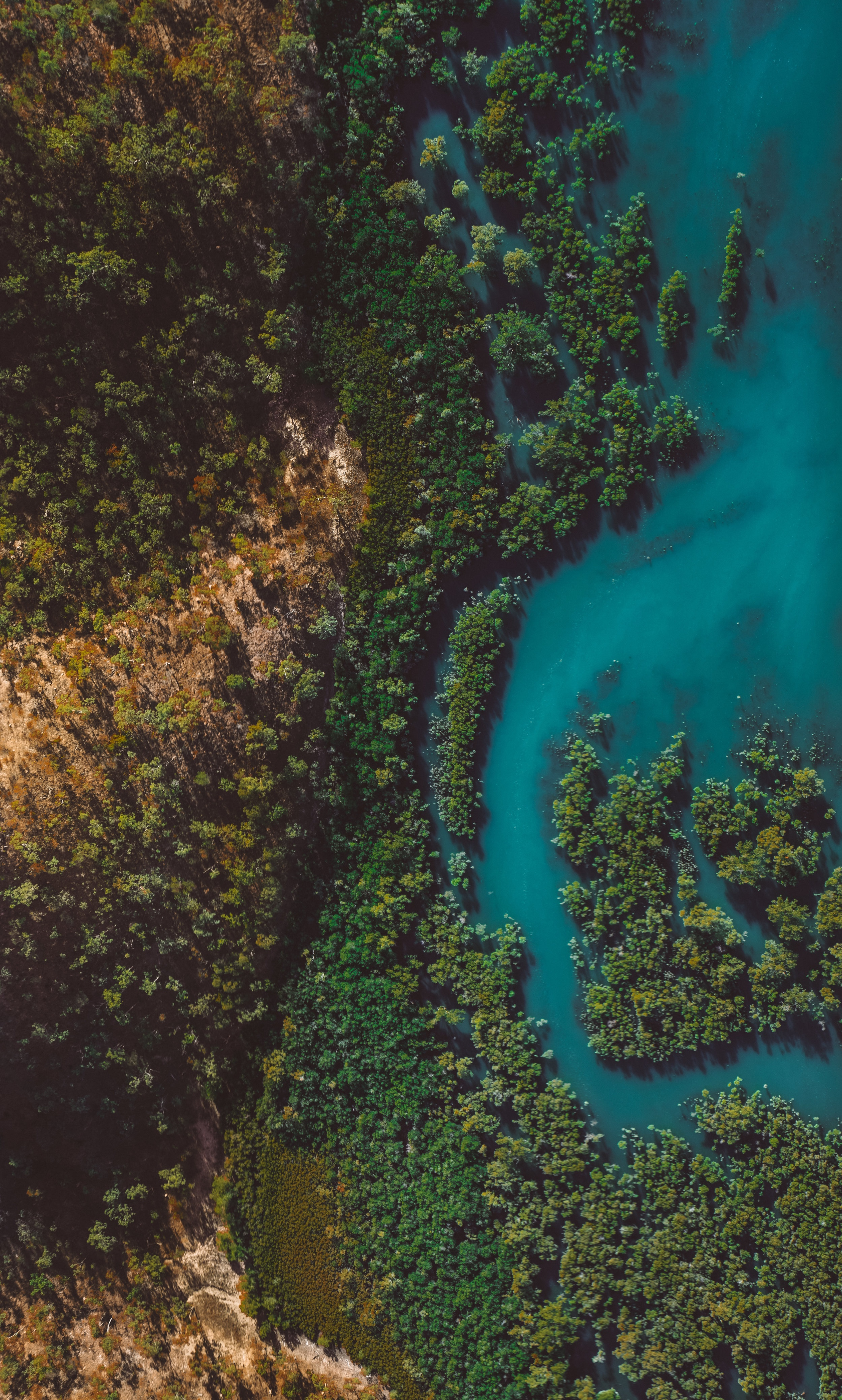 Porosis Creek, Kimberley, Australia. Image by  Renata Lorrain