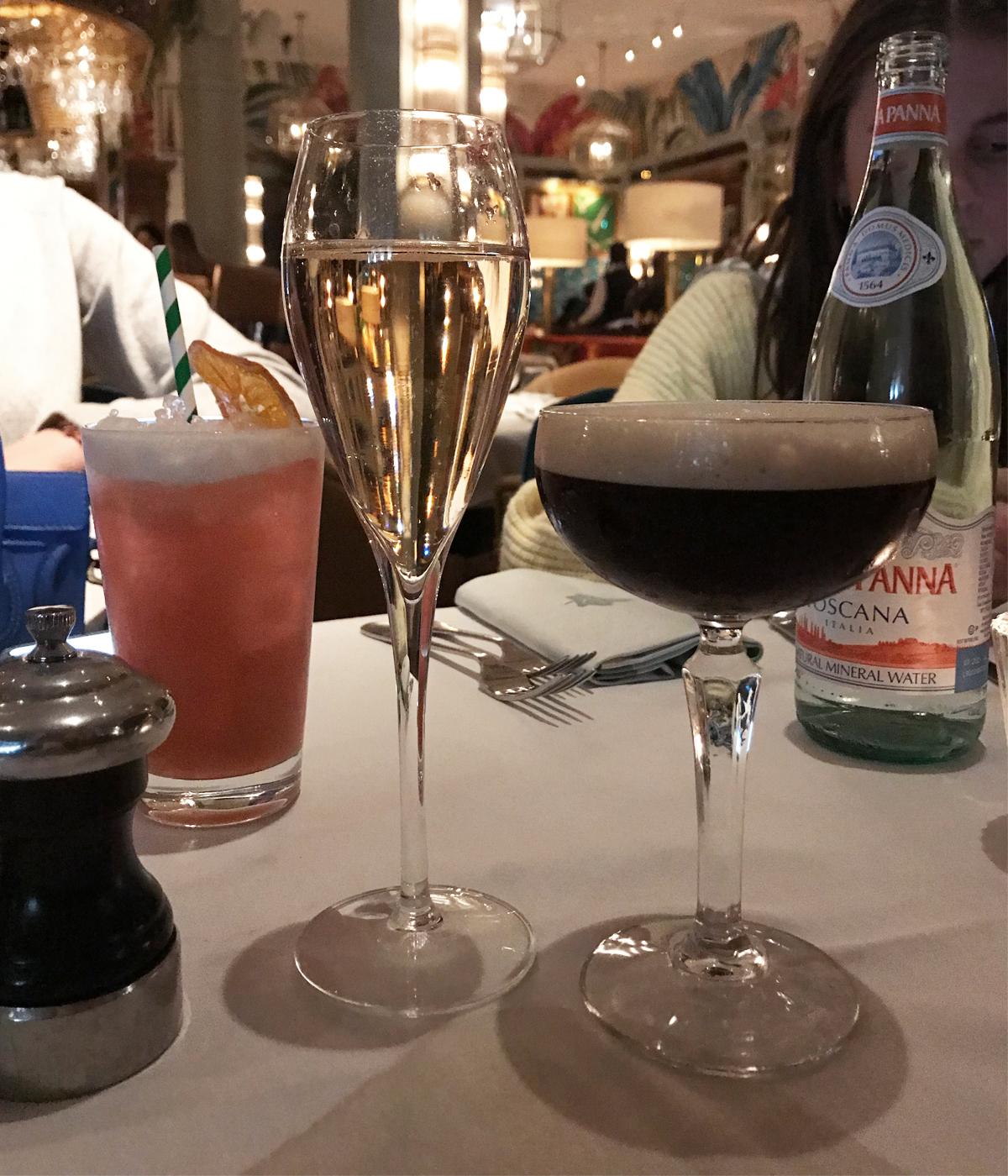 Salted Caramel Espresso Martini - need I say more?