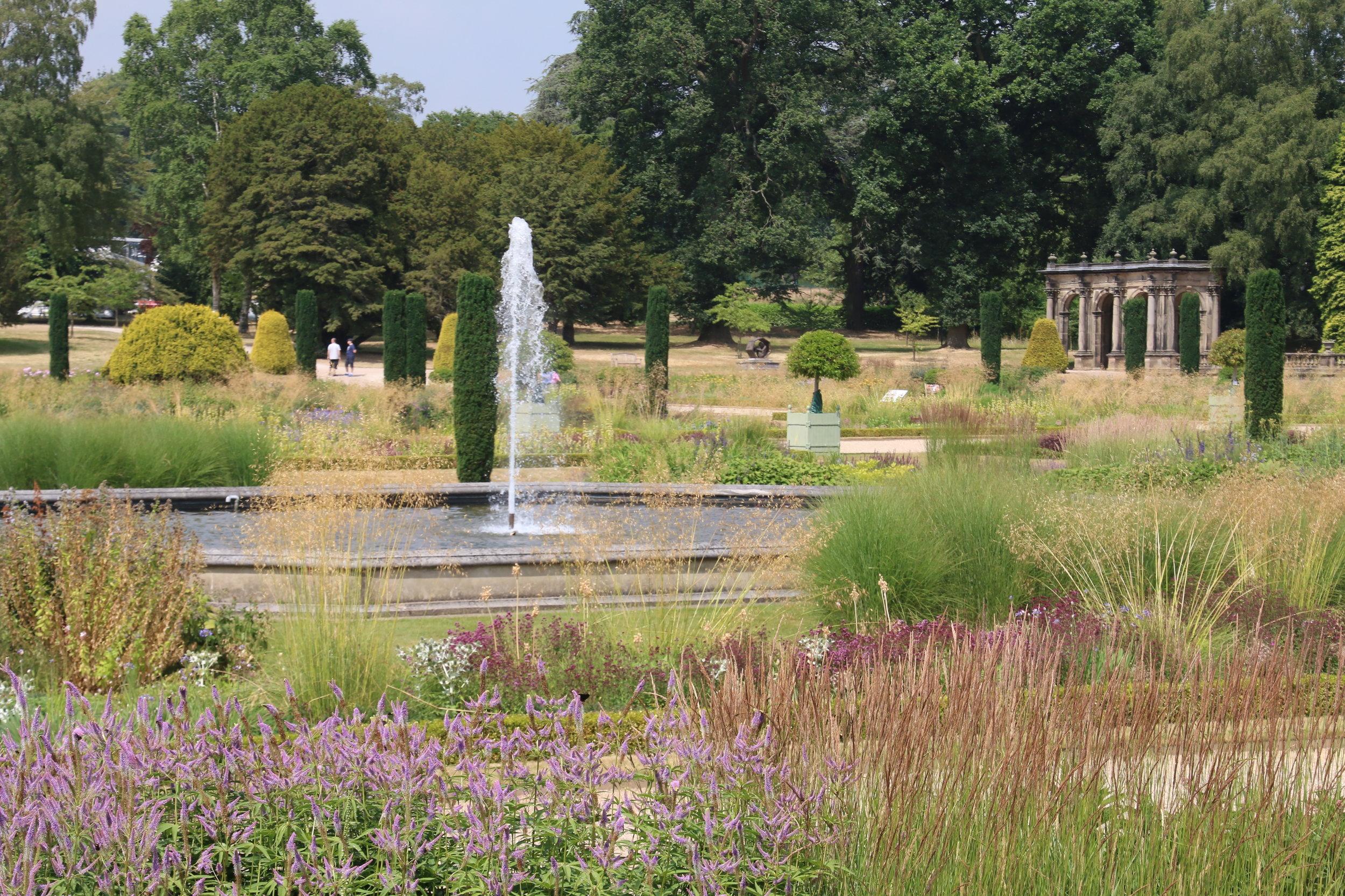 Italianate Garden