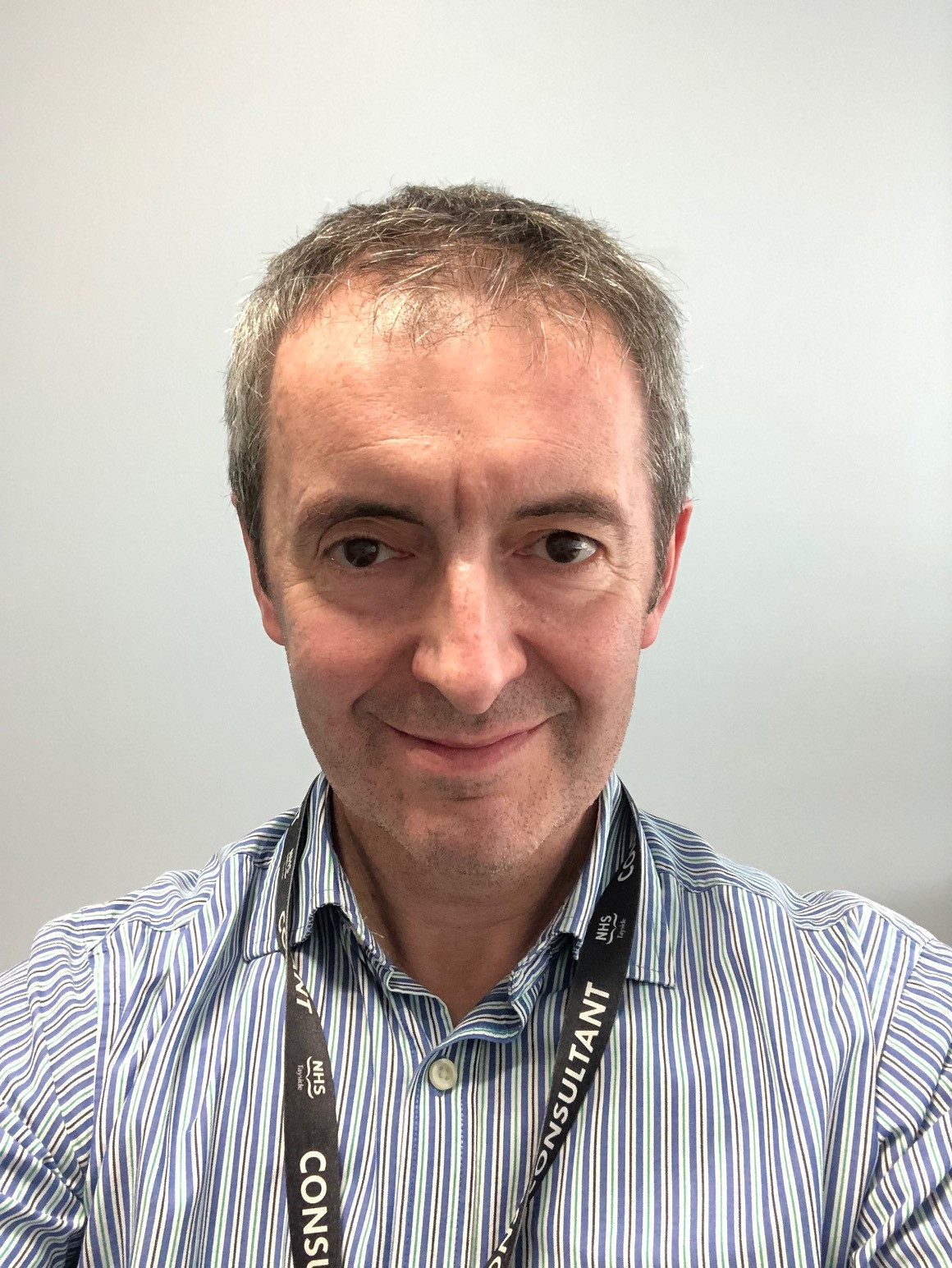 Dr Robin Smith - To book an appointment with Dr Smith please call 01382 549088 or contact us.