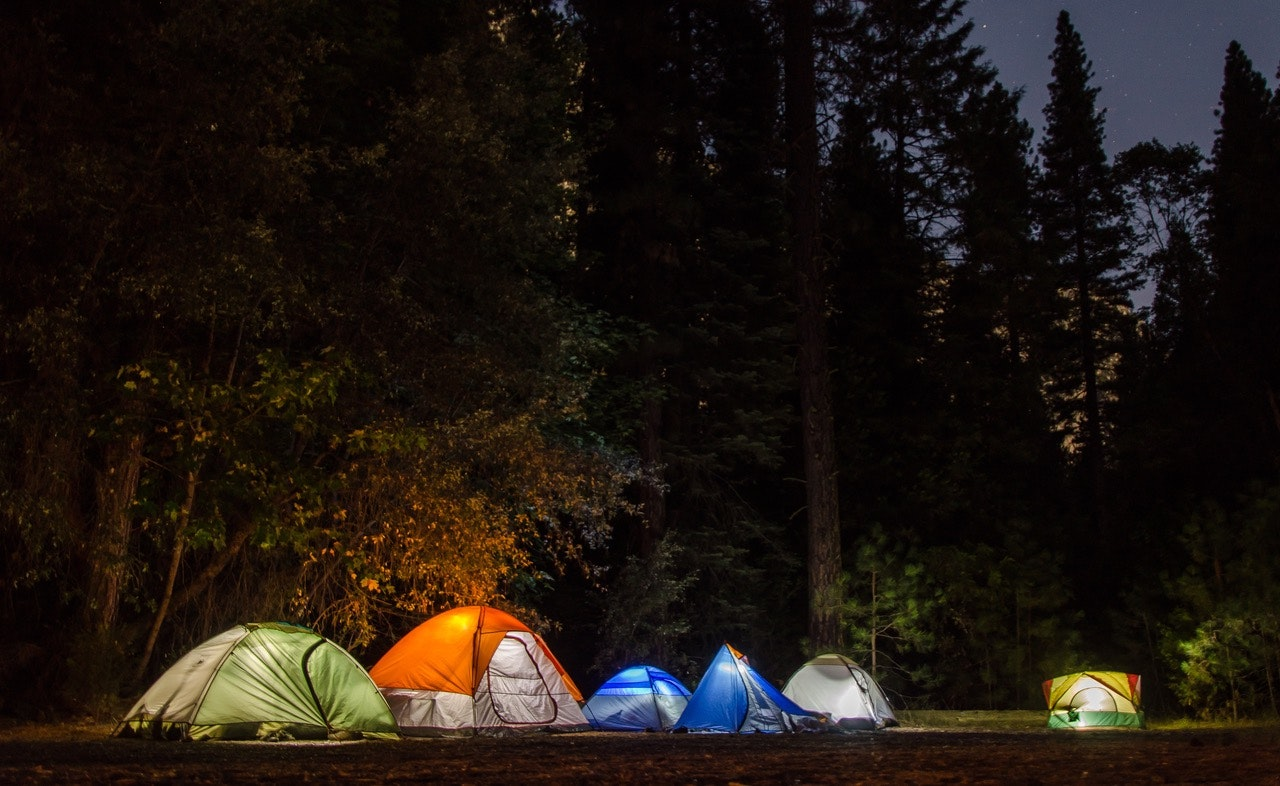 Camping Heaven Farm Uckfield